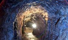 Atrakcje jakie poleca Państwu pensjonat Gościniec Pod Czeremchą - Podziemna Trasa w Starej Kopalni Uranu w Kletnie